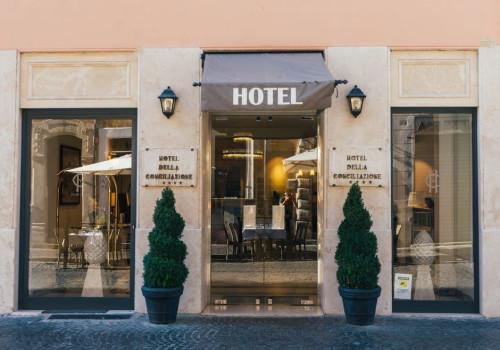 Trend: Steeds meer hotels met een oplaadpunt voor elektrische auto's